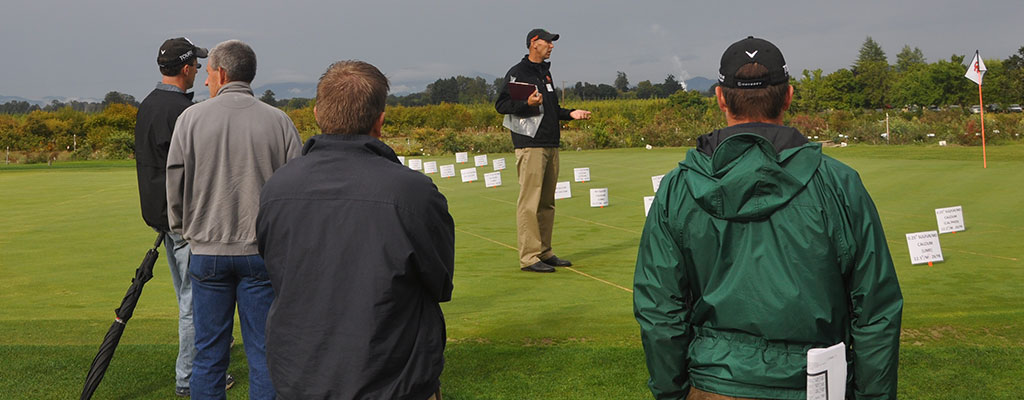 oregon turfgrass foundation