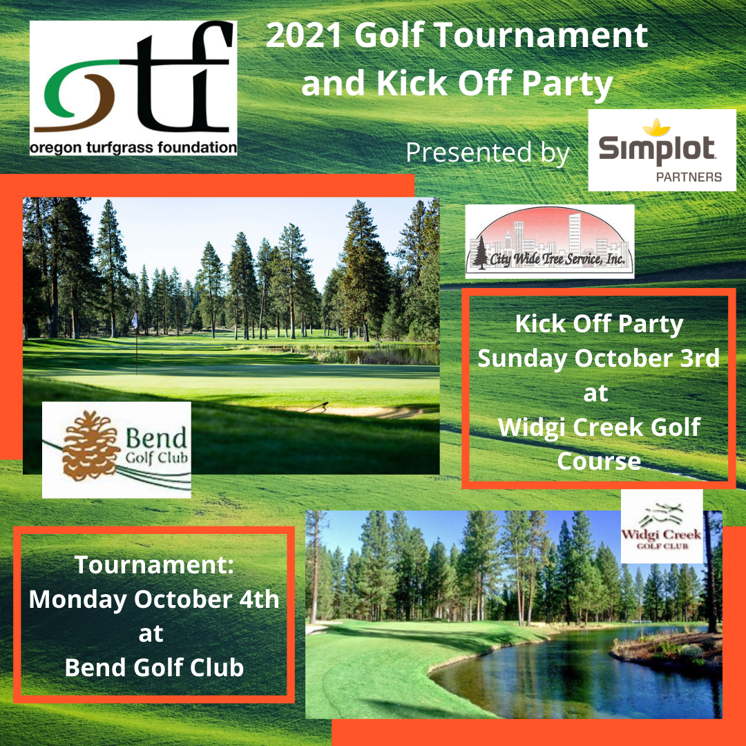 2021 Golf Tournament and Kick Off Party